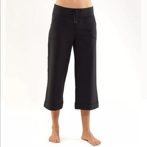 - Lululemon Still Crop Cropped Leggings